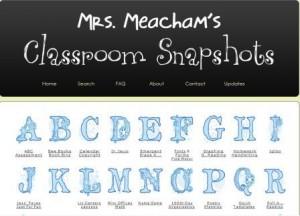 mrs. meachams class