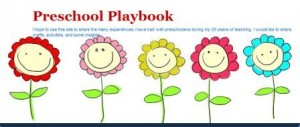 preschool playbook