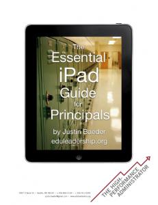 iPad for admin