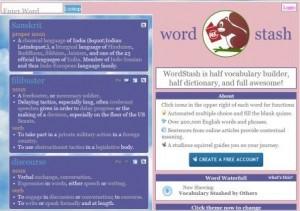 wordstash