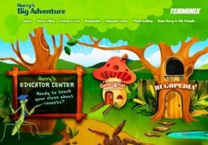 harrys big adventure