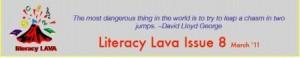 literacy lava