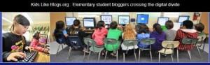 kids like blogs