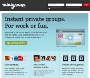 minigroup