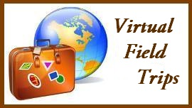 image of virtual field trips