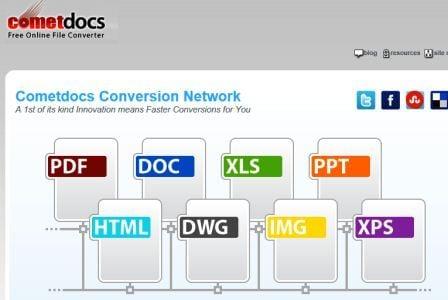 comet docs mvhnzw Hướng dẫn chuyển đổi file PDF sang CAD